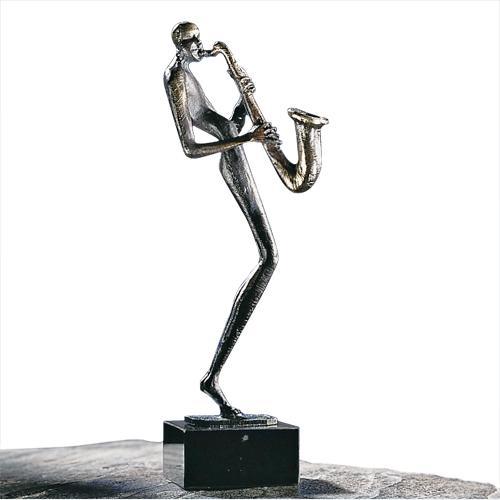 Luxe relatiegeschenken van Artihove - Saxofonist - 014078MSB