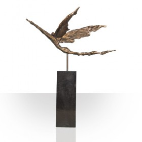 Luxe relatiegeschenken van Artihove - Met het juiste doel voor ogen op vleugels van goud - 015539MSLQ