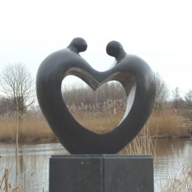 Luxe relatiegeschenken van Artihove - Hart voor elkaar - 015606MSB