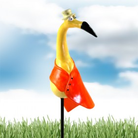 Vreemde vogel