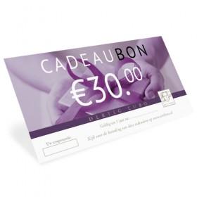 Luxe relatiegeschenken van Artihove - Cadeaubon 30 euro - 018130MAR