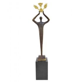 Luxe relatiegeschenken van Artihove - You are the champion! - 018675MSL