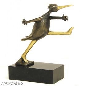 Luxe relatiegeschenken van Artihove - De gouden stap - 018683MSLQ
