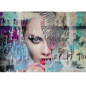 Luxe relatiegeschenken van Artihove - Schilderij micha - 018928MAR