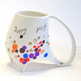 Luxe relatiegeschenken van Artihove - Happy points of life - 018942MKP