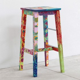 Multicolour chair