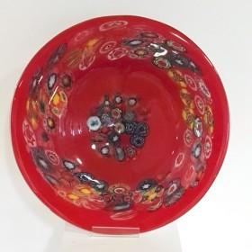 Luxe relatiegeschenken van Artihove - Schaal rood - 019224MGL
