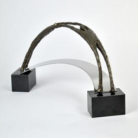 Luxe relatiegeschenken van Artihove - Realistische bruggenbouwers - 019304MSL