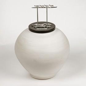 Luxe relatiegeschenken van Artihove - Urn met vereende kracht - 019368MKP