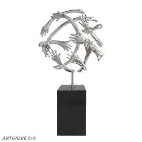 Luxe relatiegeschenken van Artihove - Helpende handen - 019374MZGQ