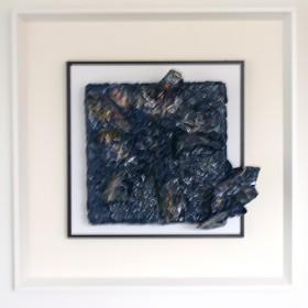 Luxe relatiegeschenken van Artihove - Cristina villalba, flor azul - CVIM000017
