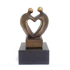 Luxe relatiegeschenken van Artihove - Hart voor elkaar (urn) - EIB019372