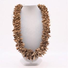Luxe relatiegeschenken van Artihove - Hurks, hals sieraad royal taupe - HUR001018
