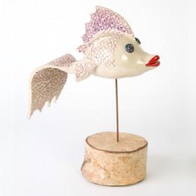 Scholten, vis paars