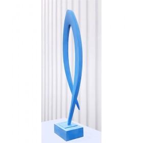 Luxe relatiegeschenken van Artihove - Van egmond, zonder titel blauw - JVEM001012