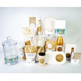 Luxe relatiegeschenken van Artihove - Kerstpakket golden vibes - Kerst02