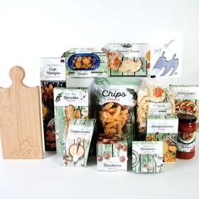 Luxe relatiegeschenken van Artihove - Kerstpakket table food - Kerst06