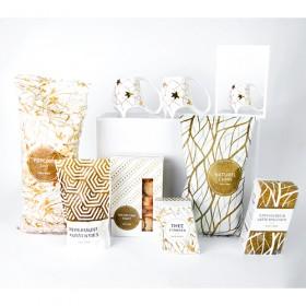 Luxe relatiegeschenken van Artihove - Kerstpakket golden stars - Kerst09