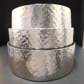 Luxe relatiegeschenken van Artihove - Fotini, armband gehamerd - LIAM000019