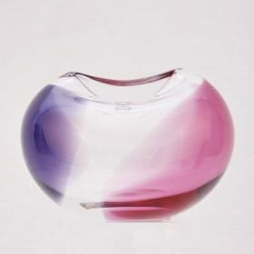 Luxe relatiegeschenken van Artihove - Loranto, vaas rose/lila middel - LOR001041