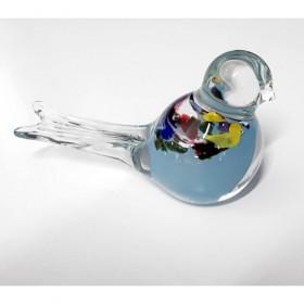 Luxe relatiegeschenken van Artihove - Loranto, vogel lichtblauw - LORM001069