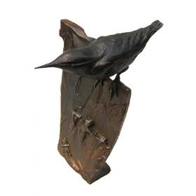 Luxe relatiegeschenken van Artihove - Janzen, vogel in bos - MARM000010