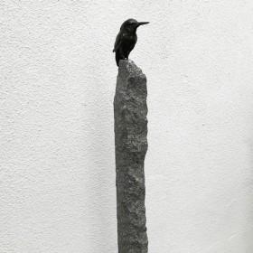 Luxe relatiegeschenken van Artihove - Ijsvogel op obelix bron - ROBM001005