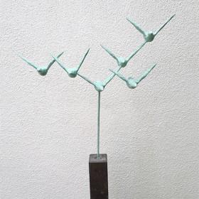 Luxe relatiegeschenken van Artihove - Nagtzaam, vliegende eenden - ROBM001016