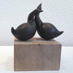Luxe relatiegeschenken van Artihove - De brouwer, vogelpaartje - TDBM000002