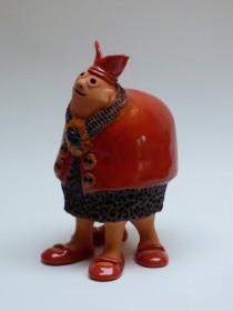 Luxe relatiegeschenken van Artihove - Van der wel, oranje prinsesje - WELM001043