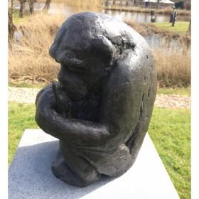 Luxe relatiegeschenken van Artihove - Hoebee, chimpansee - WILM000002