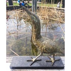 Luxe relatiegeschenken van Artihove - Hoebee, roerdomp vogel - WILM000003
