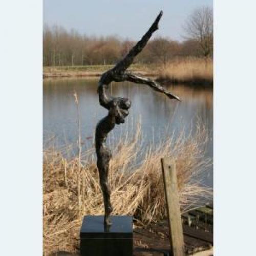 Luxe relatiegeschenken van Artihove - Geschenk Vrijheid in beweging - 001109MSB kopen van Artihove | Alle tuinbeelden - 001109MSB