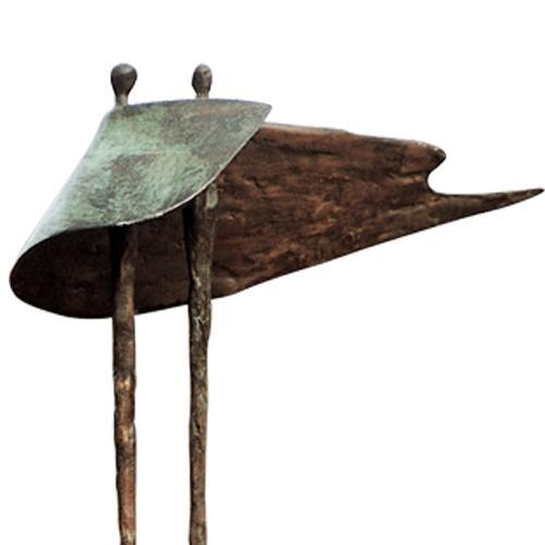 Luxe relatiegeschenken van Artihove - Sculptuur - Brons - Bescherming - 014175MSBQ kopen in de Artihove sculpturen shop - 014175MSBQ
