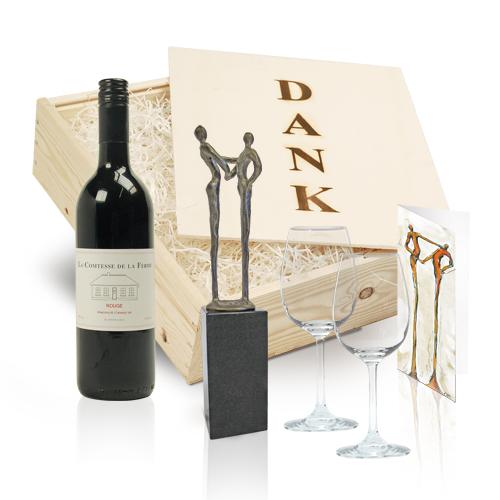 Luxe relatiegeschenken van Artihove - Geschenk Dank - 014907MFOQ kopen van Artihove | Kerstpakketten - 014907MFOQ