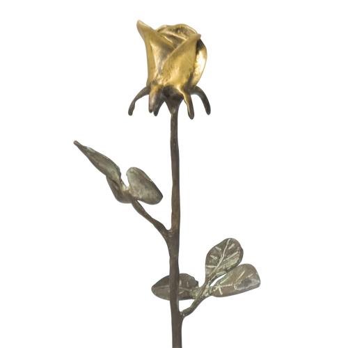 Luxe relatiegeschenken van Artihove - Sculptuur - Brons - Bloei - 015125MSB kopen in de Artihove sculpturen shop - 015125MSB