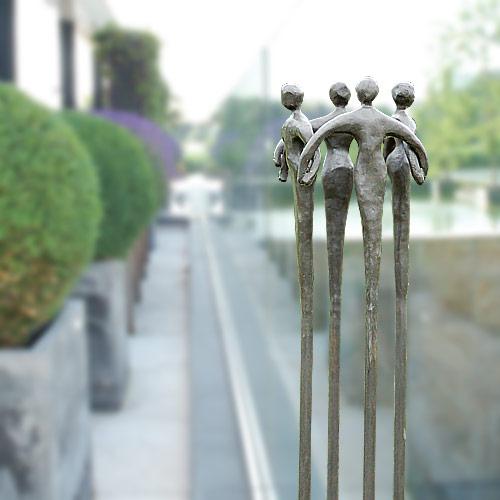 Luxe relatiegeschenken van Artihove - Geschenk Een gemeenschappelijke hartelijke band - 015537MSB kopen van Artihove | Alle tuinbeelden - 015537MSB
