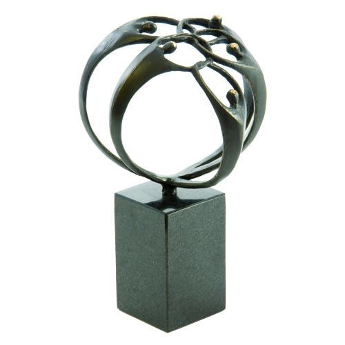 Luxe relatiegeschenken van Artihove - Sculptuur - Brons - Samen de handen ineen - 015560MSBQ kopen in de Artihove sculpturen shop - 015560MSBQ