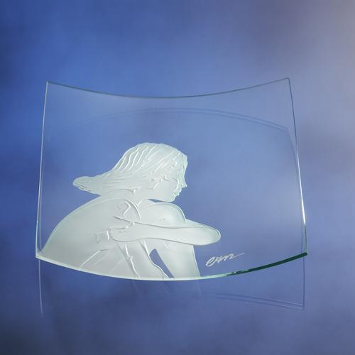Luxe relatiegeschenken van Artihove - Geschenk Dromend meisje - 015818MGL kopen van Artihove   Slagen en afstuderen - 015818MGL