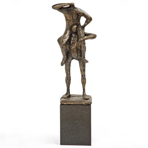 Luxe relatiegeschenken van Artihove - Sculptuur - Brons - Horizon - 016965MSB kopen in de Artihove sculpturen shop - 016965MSB