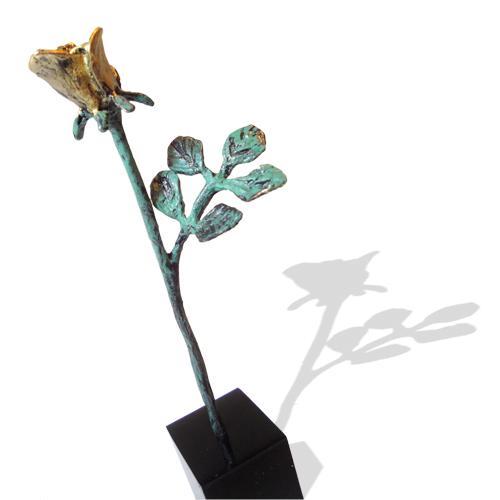 Luxe relatiegeschenken van Artihove - Sculptuur - Verbronsd - Dank voor uw inzet - 017155MSLQ kopen in de Artihove sculpturen shop - 017155MSLQ