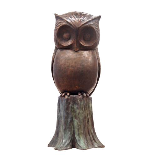 Luxe relatiegeschenken van Artihove - Geschenk Sculptuur oehoe - 017605MNF kopen van Artihove |  - 017605MNF