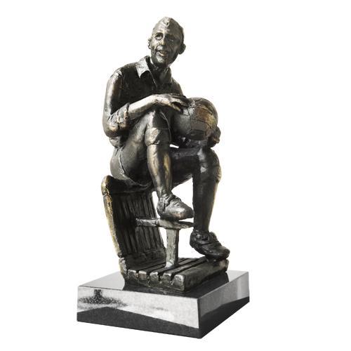 Luxe relatiegeschenken van Artihove - Sculptuur - Verbronsd - Coen moulijn - 017622MSLH kopen in de Artihove sculpturen shop - 017622MSLH