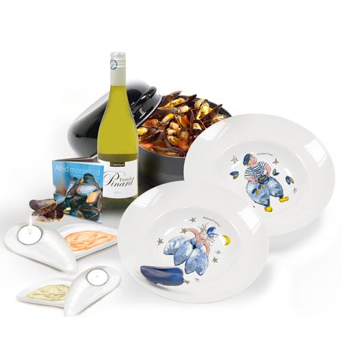 Luxe relatiegeschenken van Artihove - Geschenk Zeg ken jij de mosselman?! - 017899MFO kopen van Artihove |  - 017899MFO