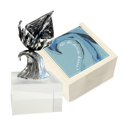 Luxe relatiegeschenken van Artihove - Geschenk Samen op de voorste golf - 017904MZGQ kopen van Artihove | VPRO - 017904MZGQ