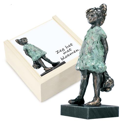 Luxe relatiegeschenken van Artihove - Geschenk Zeg het met bloemen - 018098MNF kopen van Artihove | Verjaardag - 018098MNF