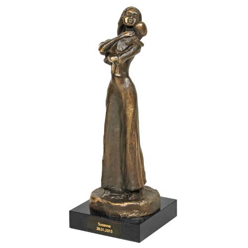 Luxe relatiegeschenken van Artihove - Sculptuur - Verbronsd - Genegenheid - 018512MSL kopen in de Artihove sculpturen shop - 018512MSL