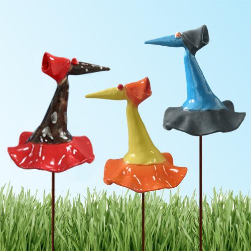 Luxe relatiegeschenken van Artihove - Geschenk Fantasievogel set van 3 - 018559MKP kopen van Artihove | VPRO - 018559MKP