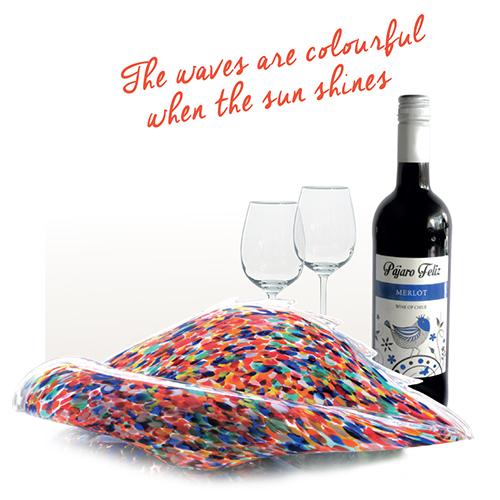 Luxe relatiegeschenken van Artihove - Geschenk Colourful waves - 018809MFO kopen van Artihove | Relatiegeschenken - 018809MFO