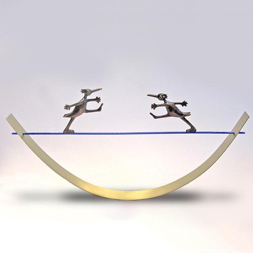 Luxe relatiegeschenken van Artihove - Geschenk De gouden stap - 018853MSLQ kopen van Artihove | Dank en samenwerking - 018853MSLQ